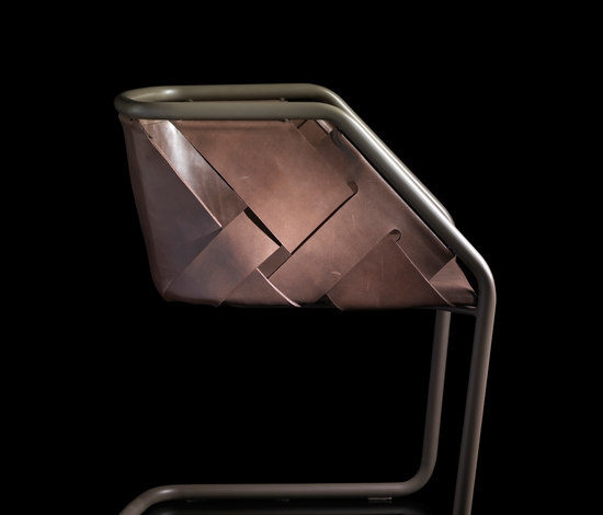 Strip Chair by Massimo Castagna