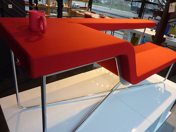 Table Sofa by Richard Hutten