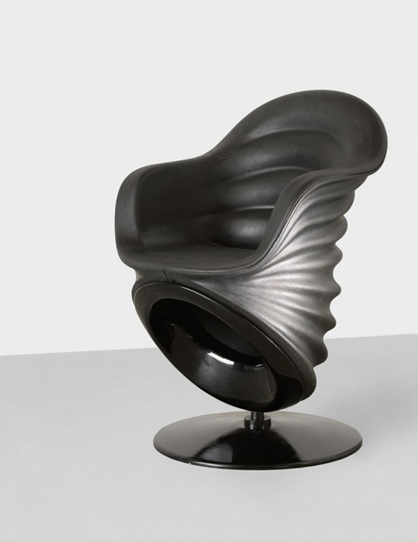 Teneride Chair By Mario Bellini