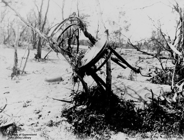 Thonet No. 14 caught after flood