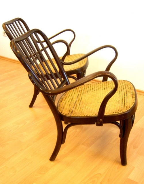 Thonet armchair No 752