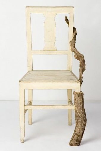 Exceptionnel Twisted Branch Altered Ego Chair 2010