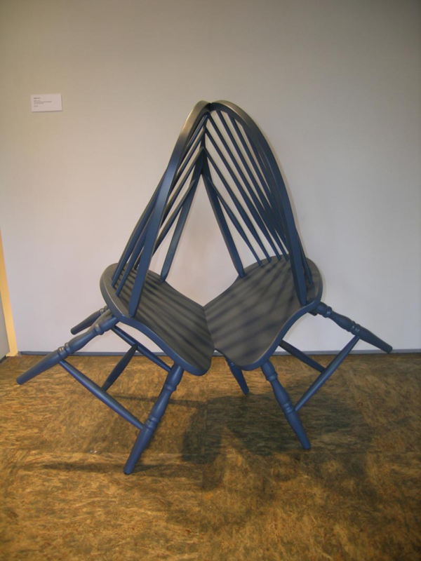 Two-bonded-Chairs-by-Drew-Daly
