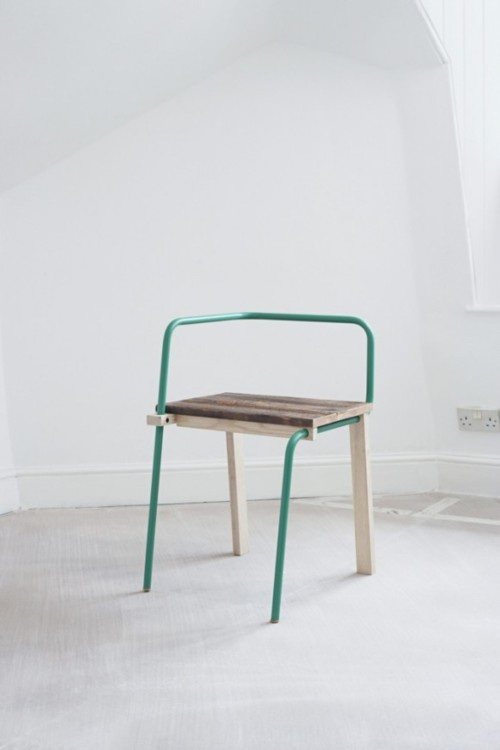 V & A Chair by Tomas Alonso