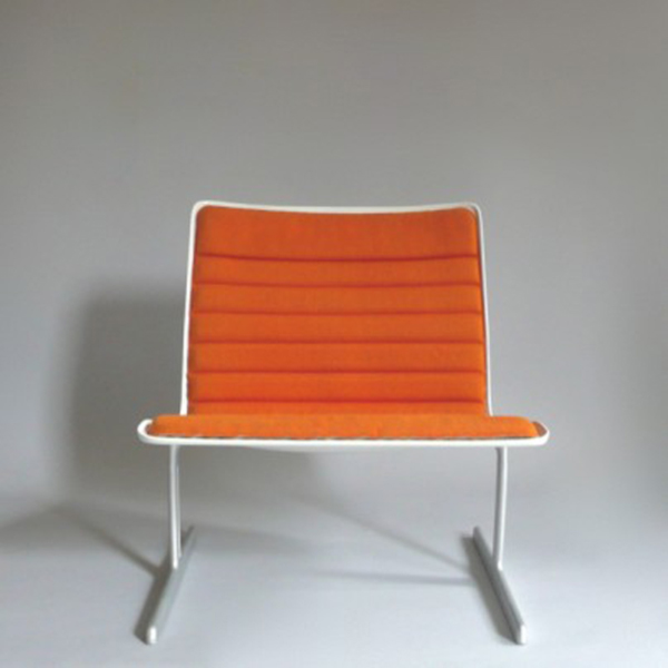 Vitsoe 601 Easy Chair by Dieter Rams