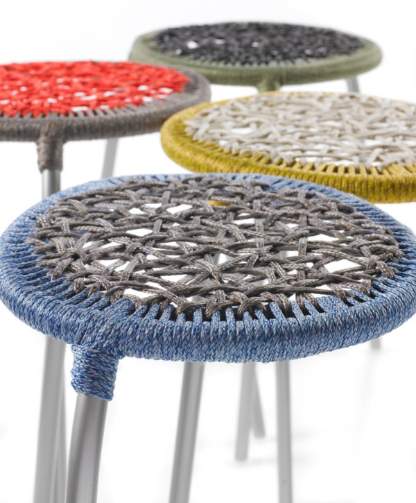 Woven Stool Seatings