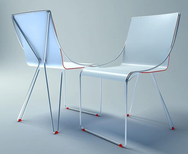 X-One Chair by Velichko Velikov