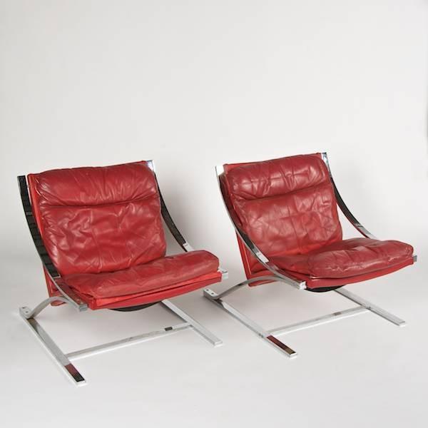 Zeta Chairs by Paul Tuttle