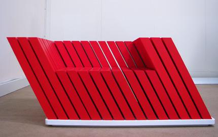 Zig Chair by Soo Ho Haam