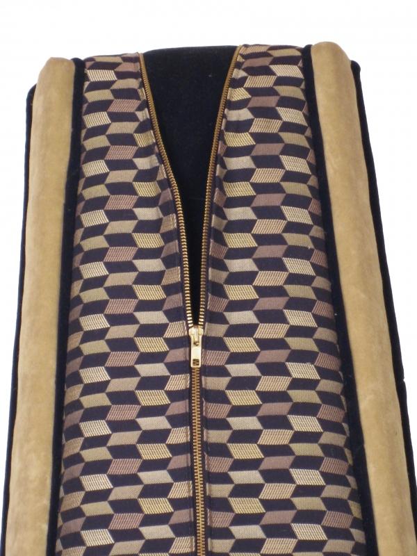 Zipper Chair Detail