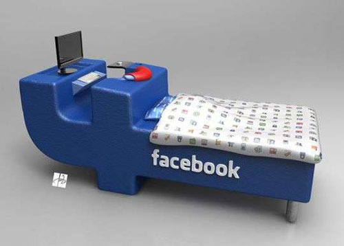 Facebook Day (?) Bed