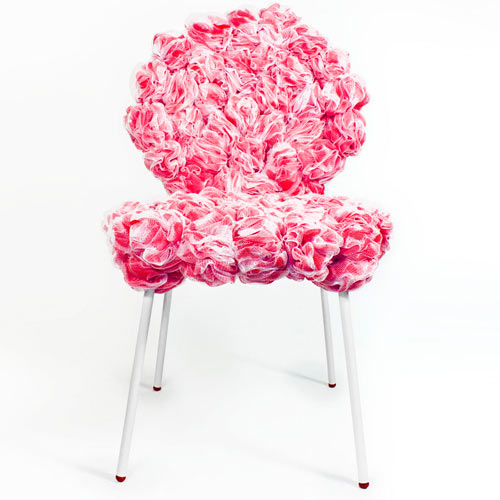 Lollila Chair by Studio Ahsayane