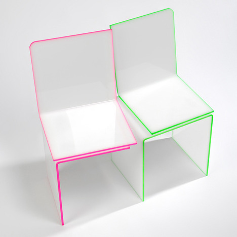 one&one Chair by Konstantinos Pamporis