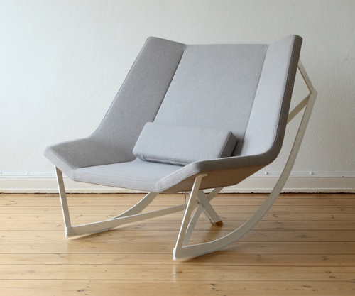 Rocking Chair For Two Sway By Markus Krauss Chairblog Eu